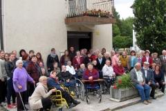 Srečanje ostarelih, bolnikov in invalidov naše župnije