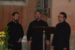 Vzhodna liturgija, 13.4.2013